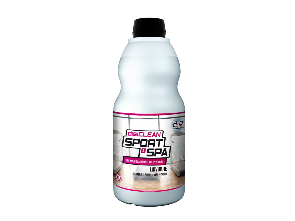 disiCLEAN SPORT & SPA, 1 liter