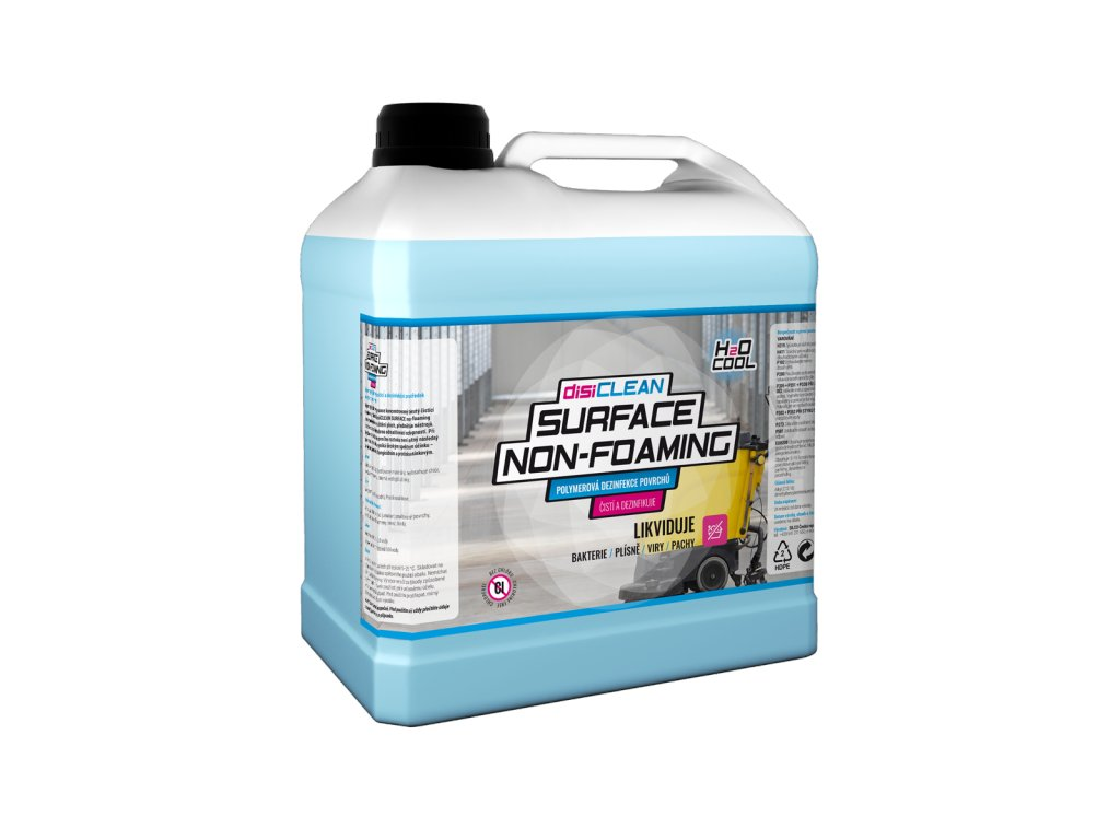 disiCLEAN SURFACE non-foaming, 3 litre