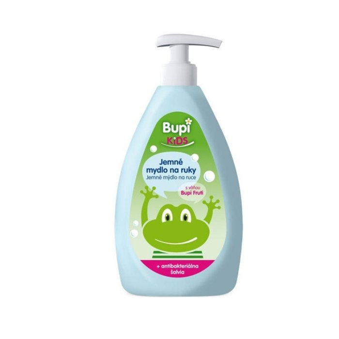 .BUPI Kids 500ml s antibakt šalviou