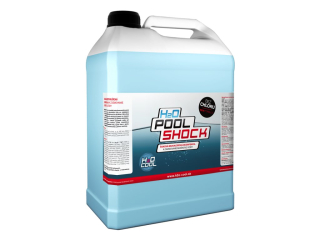 H2O POOL SHOCK, 3 litre