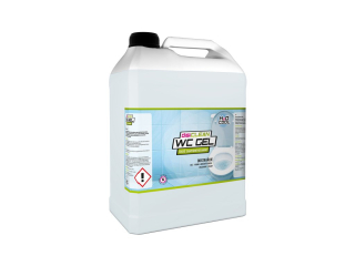 disiCLEAN WC GEL, 5 litrov